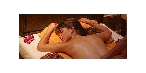 Exkluzivní prohřívací tantrická masáž v délce 60 minut