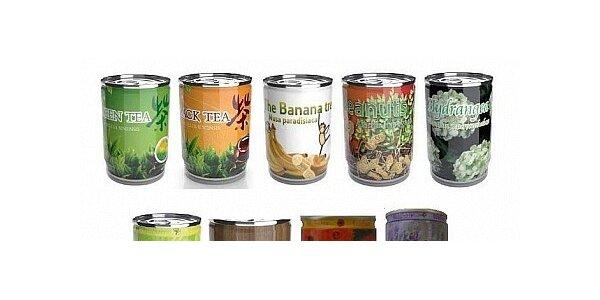 Vypěstujte si domácí banány, arašídy a mnoho dalšího z plechovky