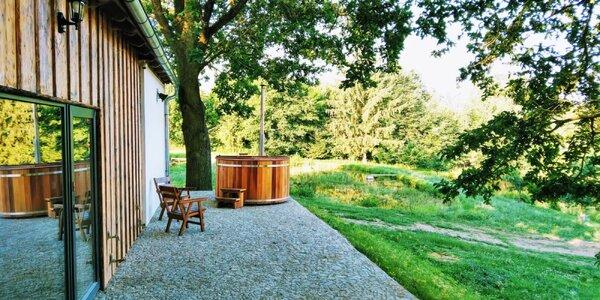 Léto v jižních Čechách: polopenze, wellness i víno