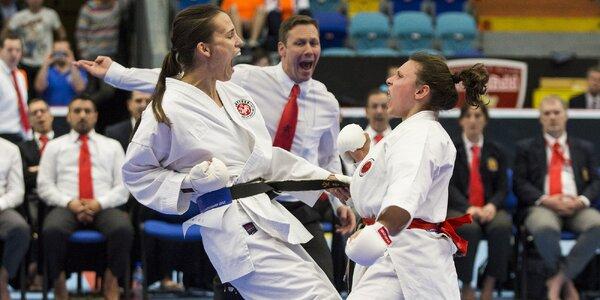 3denní vstup na MS v shotokan karate SKIF 2019