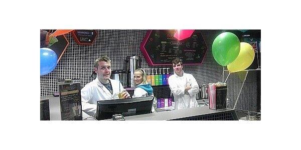 Bubble tea v prvním kamenném obchodě Bubbleology v Českých Budějovicích!