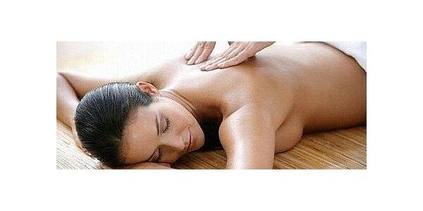 Balíček masáží - vhodný dáreček pro Vaše blízké