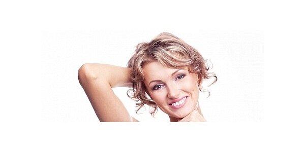 Kompletní úprava krátkých nebo polodlouhých vlasů