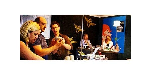 Zážitkové barmanské kurzy Barlife Akademie pro milovníky dobrého pití