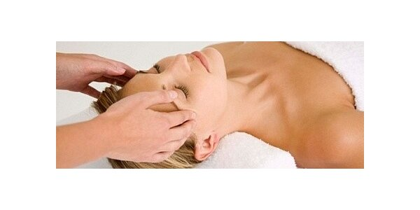Vanilko-medové rozjímání při manuální lymfatické masáži obličeje a dekoltu