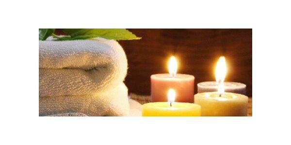 Užijte si tři různé druhy masáží v relaxačním balíčku
