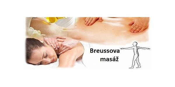 Breussova masáž třezalkovým olejem s lávovými kameny