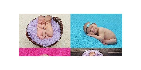 Newborn fotografování. Krásná vzpomínka na první dny života Vašeho miminka.