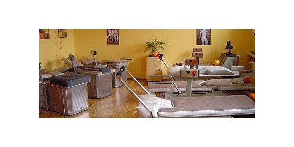 5x cvičení na rekondičních stolech v centru Karlových Varů