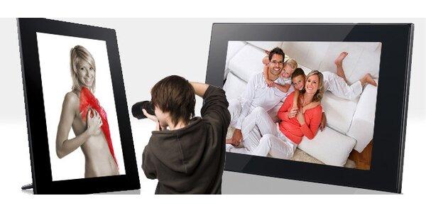 Focení ve fotoateliéru s profesionálním fotografem