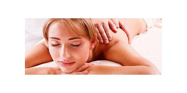 Dárkový poukaz na regenerační masáž