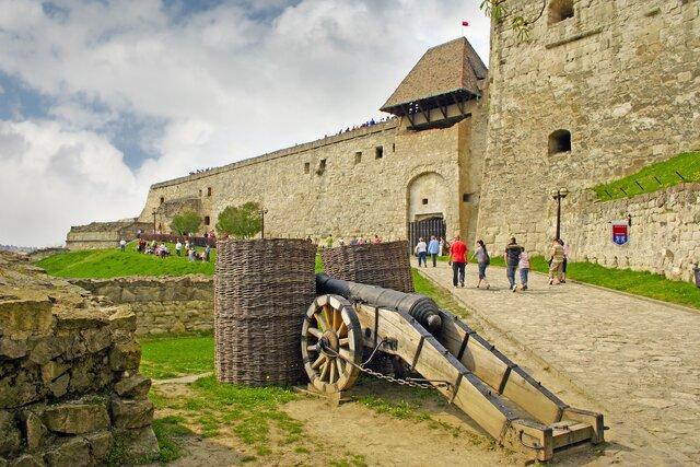 Jágerský hrad v Egeru