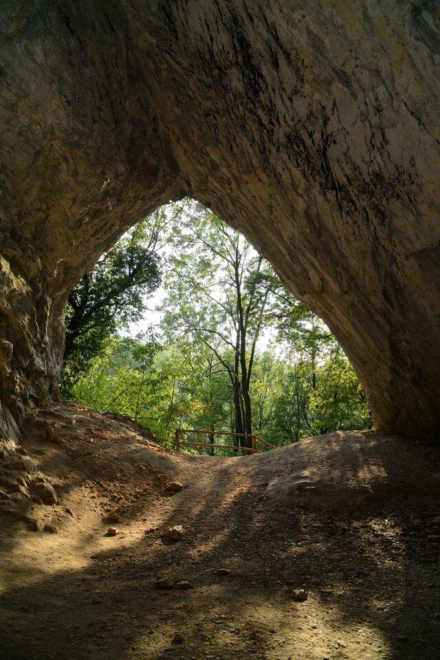 Jeskyně Istállóskő