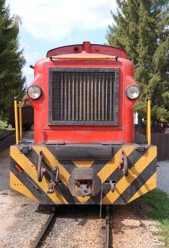 Lesní železnice Szilvásvárad