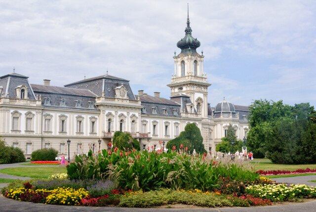Zámek Helikon, Keszthely