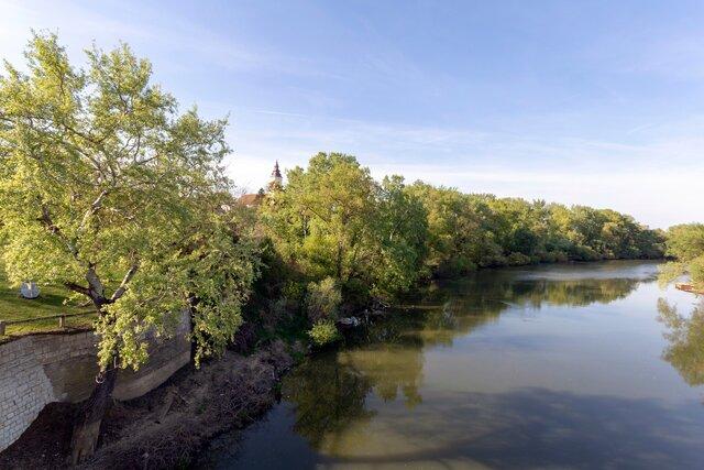Plavba lodí po řece Bodrog