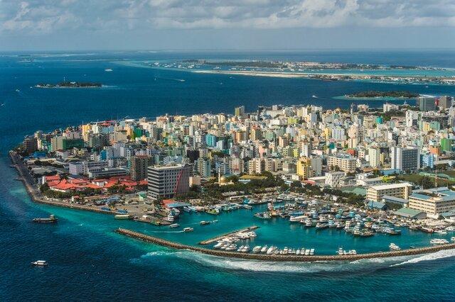 Hlavní město Malé