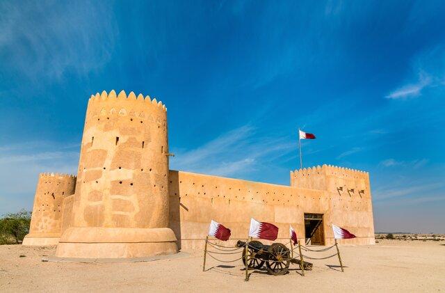 Pevnost Al Zubarah