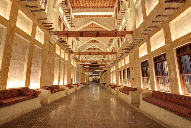 Tržnice Souq Waqif