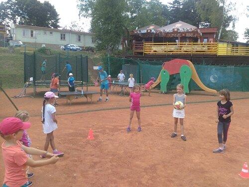 Tenisové prázdniny v Brně