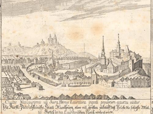 Zámecké divadlo na zámku v Mikulově