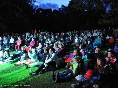 Sázavský klášter - open air koncert