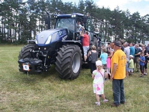 TraktorŠou Borovník 2021
