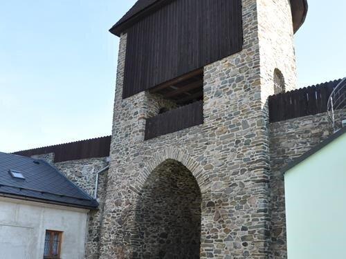 Prohlídky opevnění královského věnného města Poličky