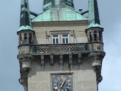 Prohlídky rodné světničky Bohuslava Martinů ve věži kostela sv. Jakuba v Poličce