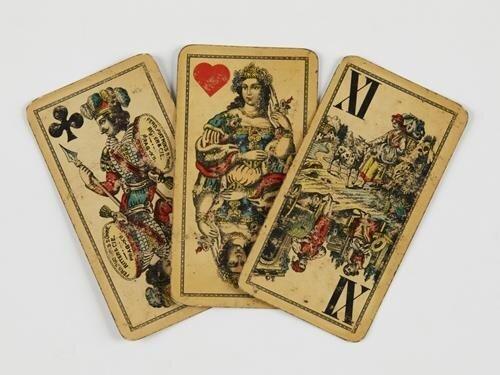 Čertovy obrázky aneb neodolatelný svět karet - výstava prodloužena do 16. srpna 2020