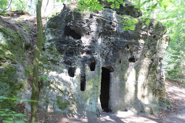 Jeskyně Bivak