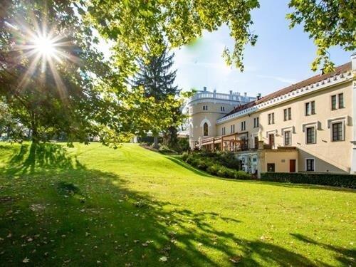 Prodloužený víkend na Chateau St. Havel