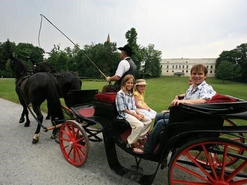 Nostalgické jízdy městem aneb poznáváme Karvinou v historickém kočáře