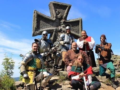 Historický víkend na rozhledně Štěpánka