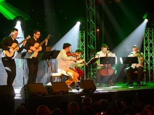 Klášterní hudební slavnosti - Epoque Quartet & Siempre Nuevo