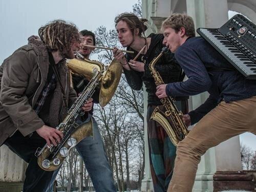 Tygroo a Allstar Refugee Band