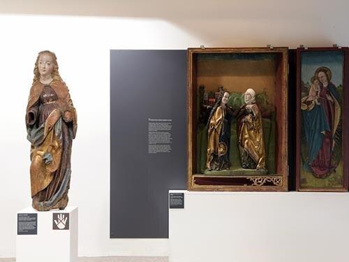 Výstava Sancta Maria - Mariánská úcta na Litoměřicku