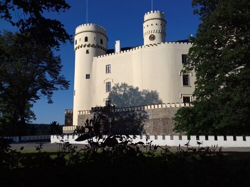 Noční prohlídka zámku Orlík nad Vltavou
