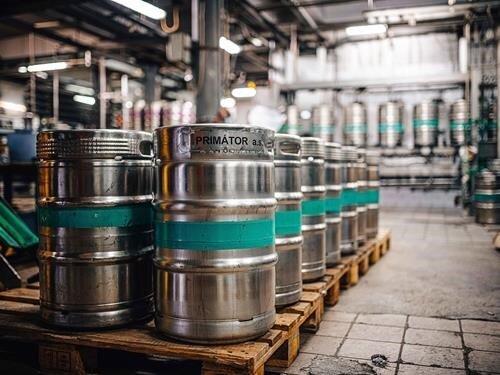 Zažijte Primátor při prohlídce pivovaru