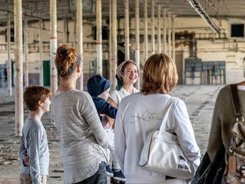 Technotrasa – Po stopách textilek ve Frýdku-Místku