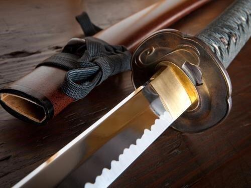 Katana Matsuri - Slavnost mečů