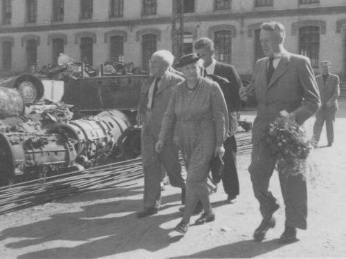 Bílá místa konce války 1944 - 45