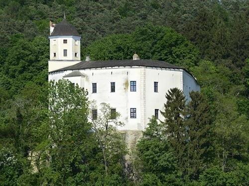 Prohlídka hradu Malenovice