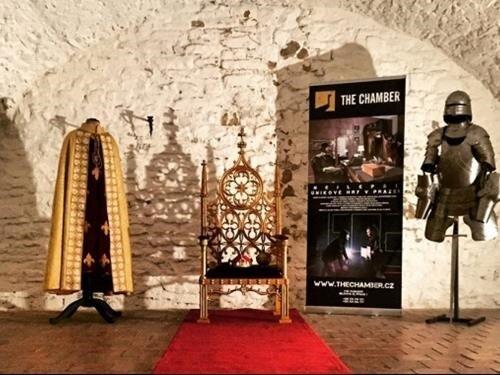 The Chamber - Tajemství císaře