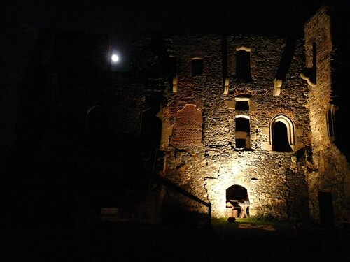 Noční prohlídka na Krakovci