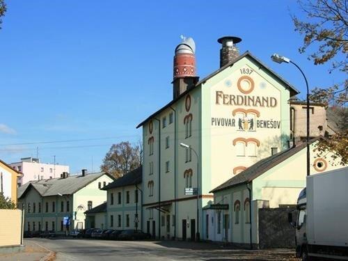 Pivovarské slavnosti pivovaru Ferdinand