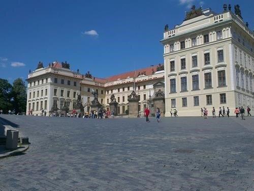 Pražský hrad - cestování v čase
