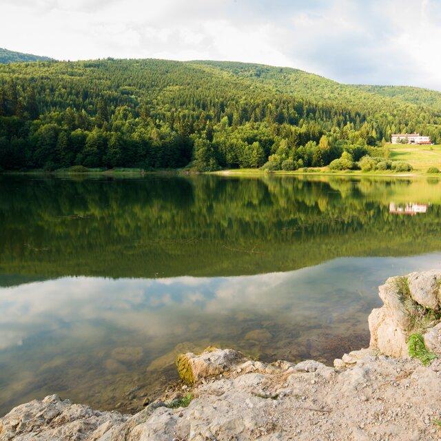 Vodná nádrž Krpáčovo