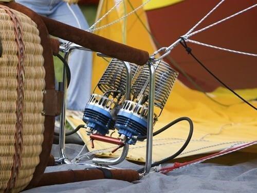 Balonové létání nad Lipenskem
