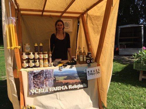 Farmářské trhy v Adršpachu - zrušeno